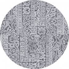 Black Round Rug Area Rugs Customizable Geometric Area Rugs By Flor Round Rug