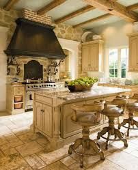 Traditional French Kitchens - kitchen design 20 fantastic photos rustic french kitchen design