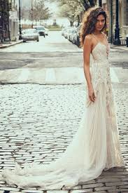 bohemian wedding dresses these pretty wedding dresses are a bohemian whowhatwear
