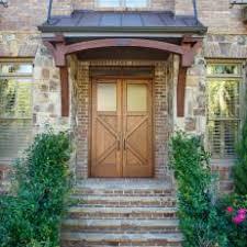 Exterior Door Awnings Photos Hgtv