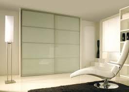 Wood Sliding Closet Door by Home Design White Wood Sliding Closet Doors Craftsman Compact