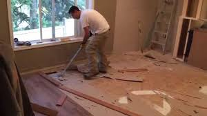 artillery tools hardwood flooring removal youtube