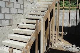 updates u003e f 1 concrete stairs poured walls to 1st floor