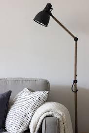 Zig Zag Floor Lamp 25 Ikea Lighting Hacks