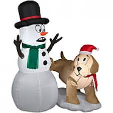 Outdoor Inflatable Christmas Ornaments by 25 Best Christmas Inflatables Images On Pinterest Outdoor
