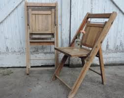 Wooden Wedding Chairs Wooden Chair Etsy