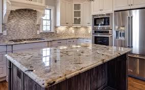Kitchen Island Granite Countertop Luxurious And Granite Countertop Pictures Modern Countertops