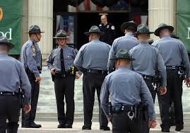 pennsylvania state police looking for a few good men and women