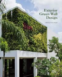 exterior green wall design images publishing architecture books