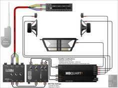 subwoofer wiring diagrams car audio audio and modified cars