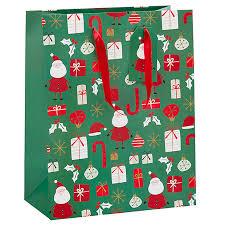 christmas gift bag target timeless christmas gift bag large target australia