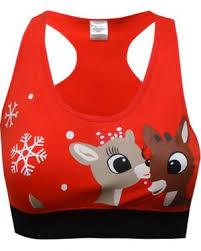 webundies rudolph red nosed reindeer loves clarice racer