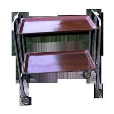Etagere Metal Occasion Table De Lit A Roulettes Table Pliante Roulante Desserte Pliable Table Roulante Erable