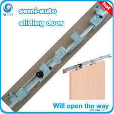 sliding glass door closer automatic sliding glass door closer