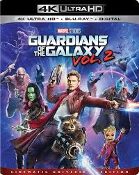 guardians of the galaxy blu ray english french spanish 2014