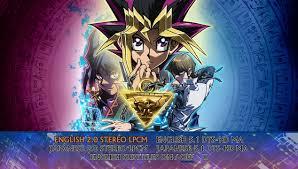 blu ray review yu gi oh the dark side of dimensions animeblurayuk