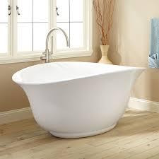 Refinish Acrylic Bathtub Free Standing Bath Tubs With Unique Concept U2014 Wedgelog Design