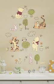 39 best winnie the pooh images on pinterest disney classics amazon com disney friendship pooh wall decals baby