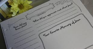 guestbook for funeral guestbook for funerals rembrance ceremonies and celebration of