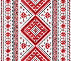 ukraine pattern vector free eps file ukrainian styles embroidery patterns vector set 04