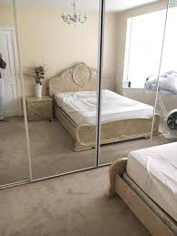 Bedroom Furniture Italian Marble Beige Real Italian Marble Gloss Bed Frame With Side Drawer And Bed