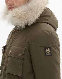 sophnet roadmaster down jacket men s jackets belstaff