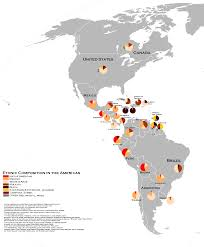 Latin America Countries Map by Latin America