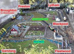 ribblesdale garden railway