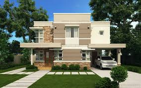 pics of modern houses modern house designs pinoy eplans