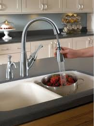 delta allora kitchen faucet faucet com 989 ar dst in arctic stainless by delta