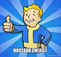 Vault Boy Meme - nuclear energy vault boy fallout 4 game make a meme