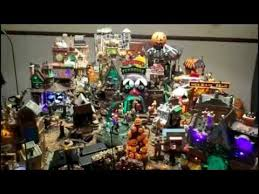 spooky town 2014 lemax spooky town