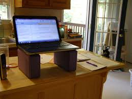 Diy Stand Up Desk Ikea by Make Your Own Standing Desk To Create High Comfort Working Nuance