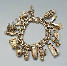 how to up gold charms for bracelets styleskier