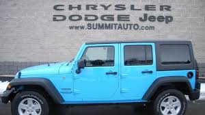 jeep chief sold 7j150 2017 jeep wrangler unlimited 4x4 chief blue clearcoat
