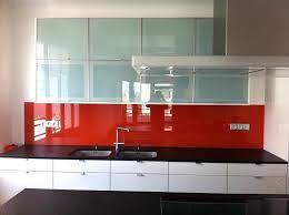 credence en verre tremp pour cuisine credence cuisine verre trempe cracdence en verre sur mesure avec