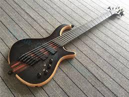 fanned fret 6 string bass custom shop top quality 6 strings setius fanned frets bass guitar