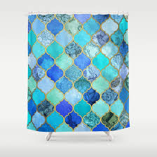 shower curtains by micklyn society6