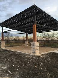 solar pergola the most beautiful solar pv panels and solar