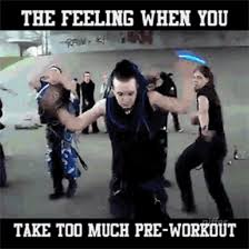 Preworkout Meme - 31 workout and exercise memes