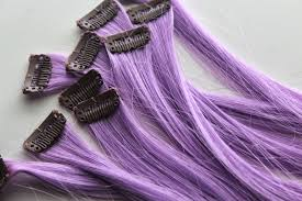 purple hair extensions wigs purple hair extensions review beauty and the