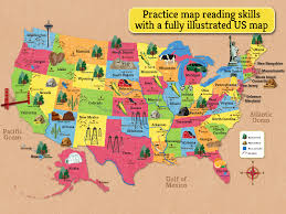 map us landforms us landforms map printable map usa landmarks 26 printable with map