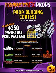 halloween fx props 2015 prop building contest
