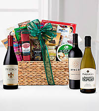 gift basket ideas wine basket raffle basket ideas from ftd