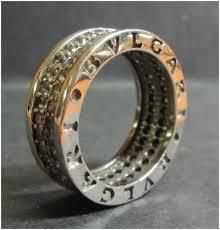 used wedding rings used wedding rings for sale lovely bvlgari mens silver rings