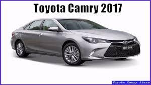 toyota camry 2017 interior toyota camry 2017 atara sx interior exterior review youtube