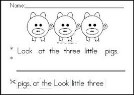 pigs worksheets free worksheets library