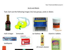 year 7 acid and alkalis introduction lesson by myasin87 teaching