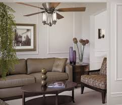 Ceiling Fan For Living Room by Gorgeous Kichler Fans In Family Room Transitional With Next To