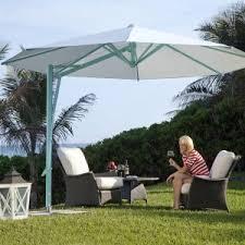 Palm Tree Patio Umbrella Decorating Charming Offset Patio Umbrella For Exterior Home